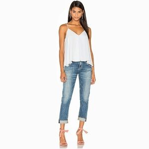 Agolde | Isabel Ankle Straight Leg Jean's …